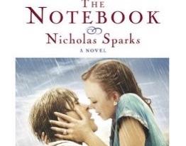 推奨図書:「The Notebook」 By Nicholas Sparks